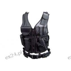 Kamizelka taktyczna UTG COMBAT ZONE VEST Pistolety