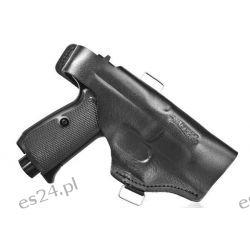 Kabura skórzana do pistoletu Walther PPK/S Sporty strzeleckie i myślistwo