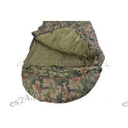 Śpiwór wojskowy pododdziałów specjalnych w.729/MON Pozostałe