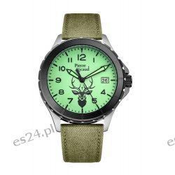 Zegarek myśliwski Pierre Ricaud jeleń z krzyżem Myślistwo