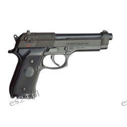 Pistolet M92F HG ASG Black UHC Sport i Turystyka