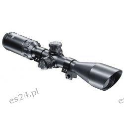 Luneta WALTHER 3-9x44 Mil-Dot [20] Strzelectwo