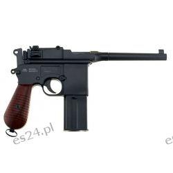 Pistolet Mauser C96  Strzelectwo