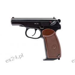 PISTOLET Gletcher USA PM 1951 4,46mm Blow Back Strzelectwo