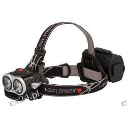 Latarka Ledlenser XEO19R (7219-R) Black zestaw Sport i Turystyka