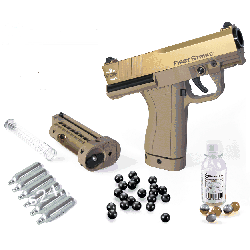 "Pistolet Police FSC Limited Edition"" - cal .68 with PepperBall® LIVE-X"