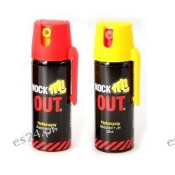 """Gaz pieprzowy """"Nock Out"""" - 50 ml Sport i Turystyka"""
