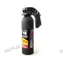 """Gaz pieprzowy TW1000 """"Professional"""" - 400 ml Sport i Turystyka"""