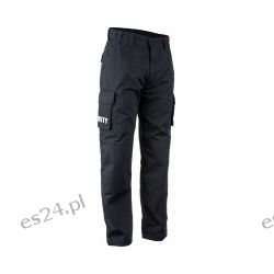 Spodnie bojowe PRODEF® z ochroną przed przecięciem na poziomie 5, odpinane naszywki SECURITY Sport i Turystyka