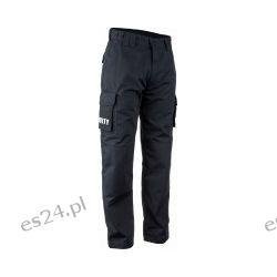 Spodnie bojowe PRODEF® z odpinanymi naszywkami SECURITY Sport i Turystyka