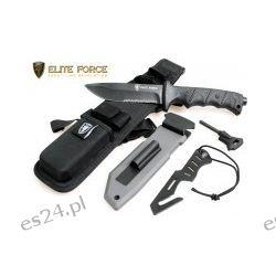"""Elite Force Kit """"EF 703"""" - nóż survivalowy Pozostałe"""