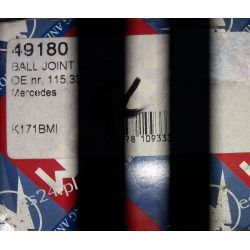 SIDEM Przegub mocujący / prowadzący 49180 Mercedes Motoryzacja