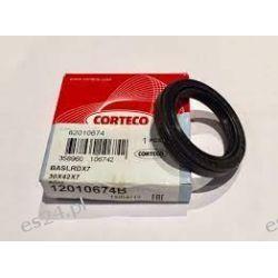 Uszczelniacz Simering Corteco BASLRDx7  25x42x7 Silniki i osprzęt