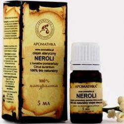 Olejek Neroli 100% Naturalny, Odmładzanie Aromatik