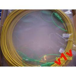 Patchcord światłowodowy OPTOMER SC/APC-SC/APC 10m