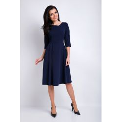 AWAMA prosta kobieca sukienka ___ 38 M