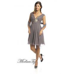 ROMANTYCZNA KOBIECA sukienka produkt polski 42 XL
