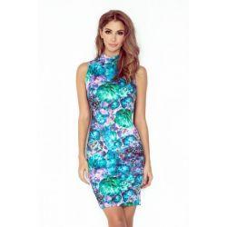 Sukienka w kwiaty __36 S