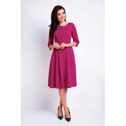 AWAMA prosta kobieca sukienka ___ 42 XL