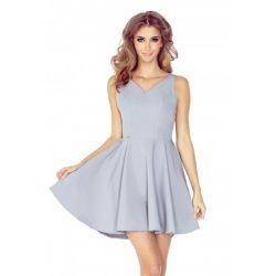 EKSKLUZYWNA  sukienka z koła WESELE __ 42 XL
