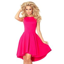 piękna ASYMETRYCZNA sukienka * 38 M