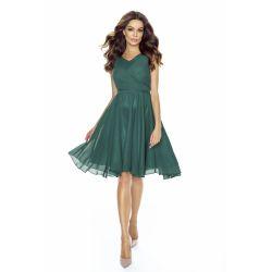Sukienka szyfonowa WESELE __42 XL