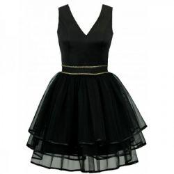 Ekskluzywna sukienka balowa  JANNET __34 XS