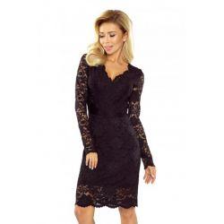 Elegancka Sukienka z koronki WESELE 40 L__24h