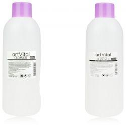 artVital ZESTAW = CLEANER 250ml + ACETON 250ml