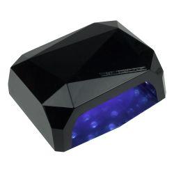 LAMPA LED UV 36W sensor ruch LAKIERY HYBRYDOWE ŻEL