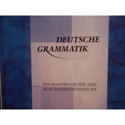 Książka Deutsche Grammatik Helbig / Buscha
