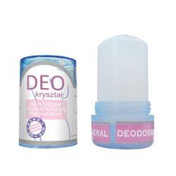 Deo Kryształ Ałun 120g Naturalny Dezodorant ACT