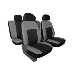 Pokrowce samochodowe na siedzenia fotele EKOSKÓRA