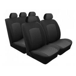 SEAT LEON II 05-12 / MOCNE pokrowce szyte na miarę