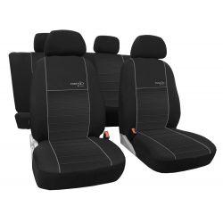 SEAT LEON II 2005-2012 / pokrowce fotele kubełkowe