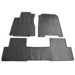 HONDA CR-V od 2012r / dywaniki gumowe PIMOT KPL Podłokietniki