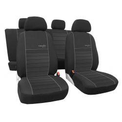 SEAT LEON III od 2013r / MOCNE pokrowce miarowe