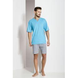 Regina 496 B0851  piżama męska bawełniana M