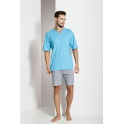 Regina 496 B0852  piżama męska bawełniana L