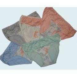 Moraj B1792  figi damskie bawełniane XXL kolory