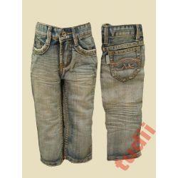 WIT M7286 spodnie jeansowe chłopięce 74 cm