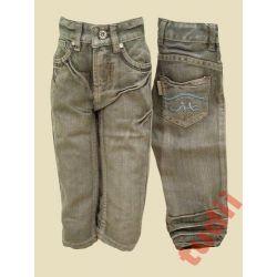 WIT M7283 spodnie jeansowe chłopięce 74 cm