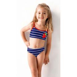 Moraj B1624 strój kąpielowy dziewczęcy 110 - 116