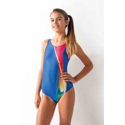 Moraj B1636 strój kąpielowy dziewczęcy 146 - 152