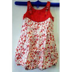 Hot Oil W512 Girlish Attribute sukienka 134 cm