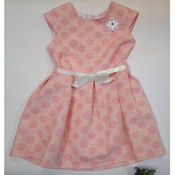 Gaffa K0504 elegancka sukienka dziewczęca 134 cm