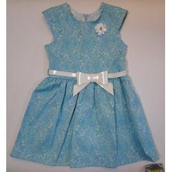 Gaffa K0511 elegancka sukienka dziewczęca 134 cm