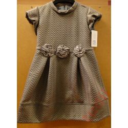 SLY X5308 elegancka sukienka dziewczęca 134 cm