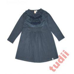 Quadri Foglio M7865  wizytowa sukienka 134 cm