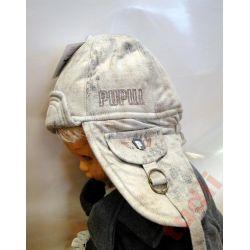 Pupill Alwin G3706 czapka dziecięca zima 48-50
